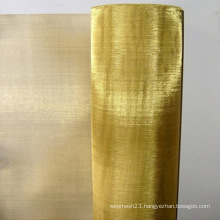 Brass Wire Cloth 6 Mesh to 200 Mesh