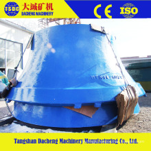 High Manganese Steel Casting Metso Bowl Liner