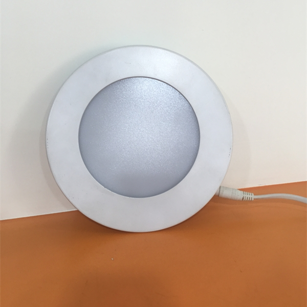 Warna Putih 4w Round Panel Light