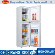 118L Haushalt Double Door Kühlschrank, Kühlschrank zu Hause, Kombi-Kühlschrank