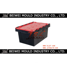 Plastic File Crate Mold Supplier