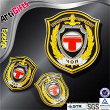 Wholesale pas cher en métal militaire épée broche badge