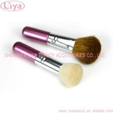 2015 besondere Desigh Ziege Haar kosmetische Rouge-Pinsel Puder Foundation