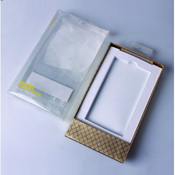 Clear Blister Packaging Box per cassa del telefono cellulare