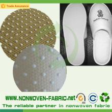 Non-Slip (PP + PVC) Non-Tissé en Rouleau