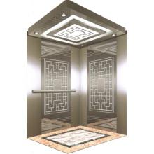Espelho de alta qualidade do elevador do elevador do passageiro gravado Aksen Hm-2005