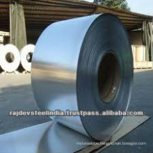 410 Stainless Steel 2B BA