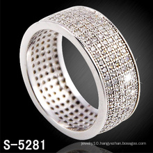 925 Sterling Silver Fashion Jewelry Ring for Woman (S-5281. JPG)
