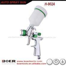 LVMP mini pistola de pulverização de alta qualidade forjado gunbody 902
