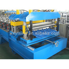 YTSING-YD-0347 Passed CE and ISO authentication Glazed Tile Roll Form Machine Metal Roofing