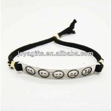 2013 New design leather bracelet