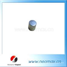 Золотистый магнит цилиндра N35