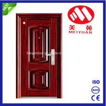 Puerta de seguridad de acero para la exportación, con alta calidad, nuevo diseño