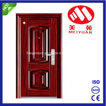 Steel Security Door for Export, with High Quality, New Design