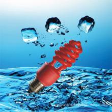 Poupança de energia da lâmpada da cor 15W vermelha com CE (BNF-R)
