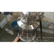 China Supplier Solid Liquid Mixer Inline Powder Mixer Price