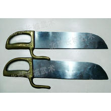 Sasquatch-Style Wing Chun Butterfly Swords