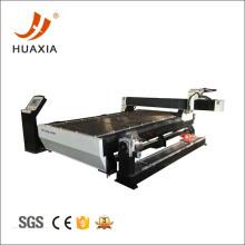 Cortador de plasma CNC com dispositivo de colchão de água