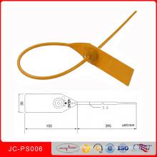 Sello de la seguridad de la correa plástica del proveedor de China Jcps006