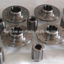 Peças de processamento de aço de alta qualidade