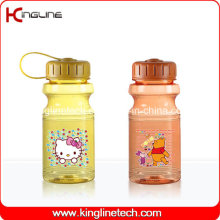 350ml BPA Free plastic sports drink bottle (KL-B2316)