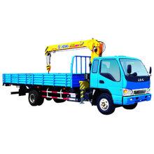 XCMG Brand 3 Ton Truck Mounted Crane/Crane Truck
