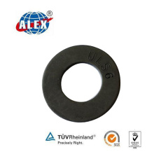 Phosphated Uls6 Plain Washer for Railway Screw Spike