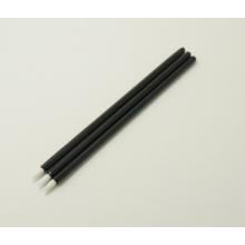 Длинная ручка с черной ручкой