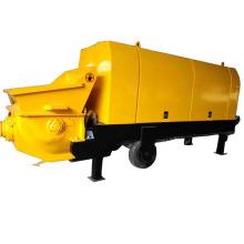Zementbetonanhänger Tragbare Betonpumpe