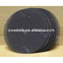 malla de lijado de carburo de silicio recubierto, círculo, rectángulo (personalizable)