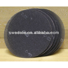 sanding mesh of silicon carbide coated,circle,rectangle(customizable)