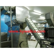 Tablet Granule Horizontal Bed Bed Dryer