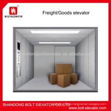 Almacén fábrica ascensor almacén carga ascensores