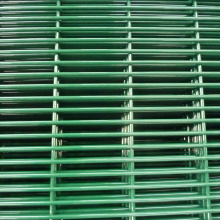 Welded 358 Mesh Security Fence