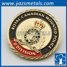 maker cheap custom commemorative secure coin