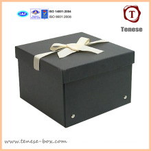 High End Heavy Duty Paper Box with Rivets