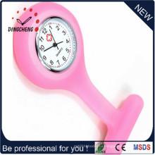 2015 розовый пользовательских моды очарование карманные часы (DC-907)