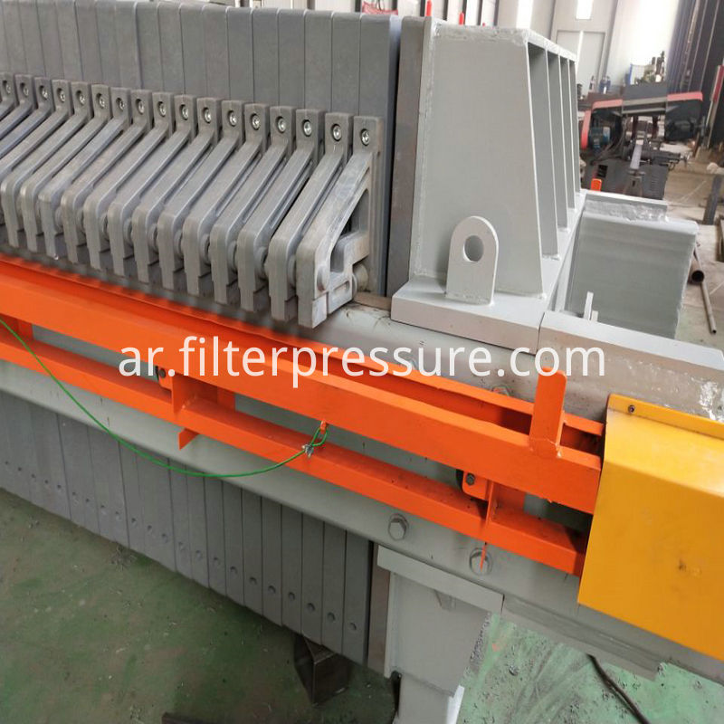 Food Beverage Cast Iron Filter Press 2