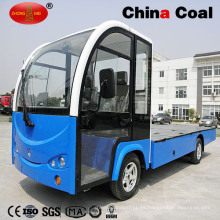 Mini Electric Power Logistics Transportation Flat Flat Car Truck
