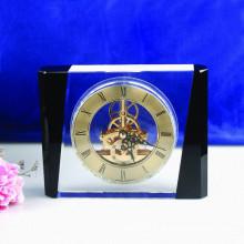 Horloge numérique de cristal d'alarme de cube de K9 (KS06069)