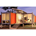 Portable Luxurious Prefabricated Steel House