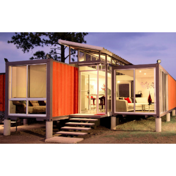 fast install container building house hotel student camp