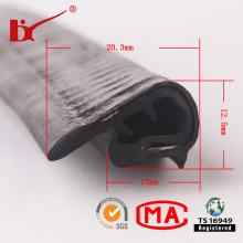 Fabrik-kundenspezifisches Plastik-PVC-Gummistreifen-Profil für Tür