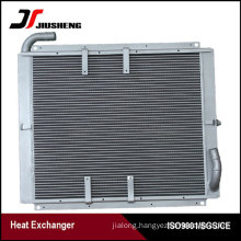 For Hyundai R300-5 Bar And Plate Oil Cooler