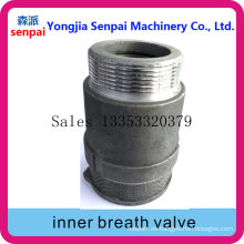 Accesorios de camiones cisterna Válvula de respiración interna Válvula de respiración interna P / V Vent