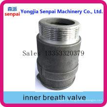 Acessórios para caminhão-tanque Válvula de respiração interna Válvula de respiração interna Ventoinha P / V