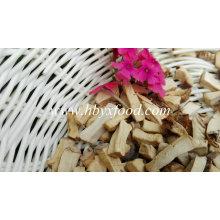 Grânulos de Shiitake desidratados secos ao ar