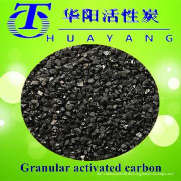 Carbón activado a base de carbón para máscara de gas de filtro de carbón activado