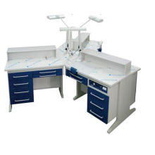 Ax-Yt1 Dental Workstation für dreifache Person