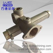 Gravure / moulage par moulage en alliage d'aluminium pour partie moteur